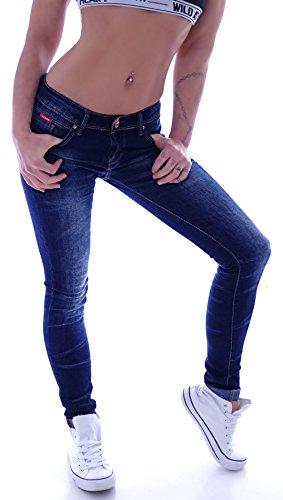 Station Donna Style skinny Style Jeans Station SvC8q8