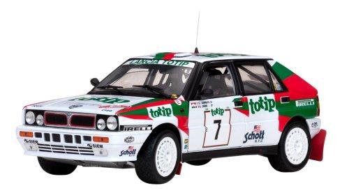 1/18 ランチアデルタインテグラーレ #7 D.Cerrato/G.Cerri 3rd Rallye Sanremo 1988 3127
