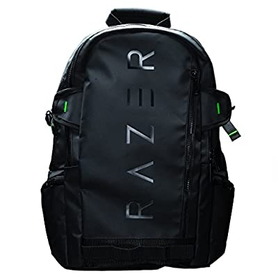 "Razer Rogue 15.6"" Backpack - Protective Black Laptop & Notebook Backpack - Tear and Water-Resistant Exterior from Razer Inc."