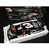 Dale Earnhardt #3 Daytona 500 10th Anniversary Car of Tomorrow COT Action Racing Collectables 1/24