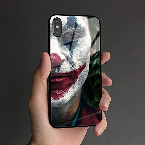 Inspired By Joaquin Phoenix Joker Phone Case Compatible With Iphone 7 Xr 6s Plus 6 X 8 9 11 Cases Xs Pro Max Clear Iphones Cases Tpu Posted Card