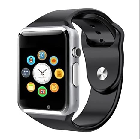 f0812ade0cd Amazon.in  Buy Jiyanshi Bluetooth Smart Watch With Camera   SIM Card  Support (42 mm