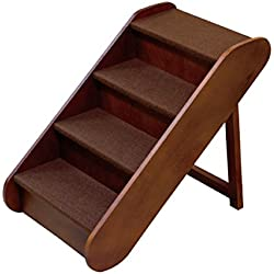 Solvit PupStep Large Wood Pet Stairs, Model #62351