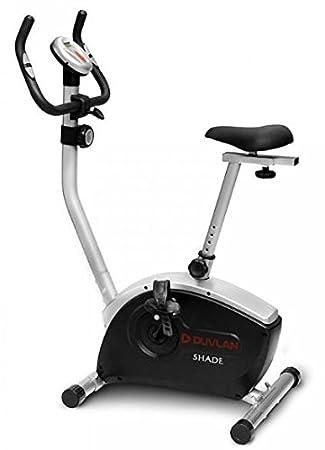Bicicleta estática de Camera duvlan Shade, volante 5 kg, 8 ...