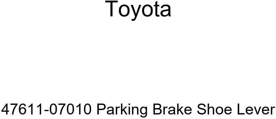 Genuine Toyota 47611-07010 Parking Brake Shoe Lever