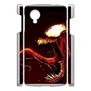 Google Nexus 5 Phone Case White Carnage UYUI6777980