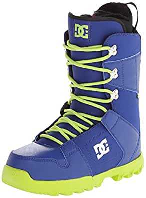 DC Men's Phase 15 Snowboard Boot, Blue, 13 D US