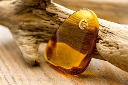 - 100% Natural Baltic Amber pendant