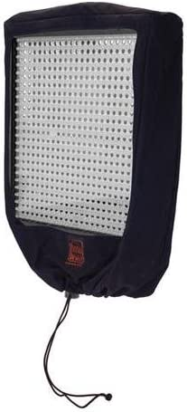 Black Rain Cover LED Light Panels PortaBrace RT-LED1X1 Rain-Top