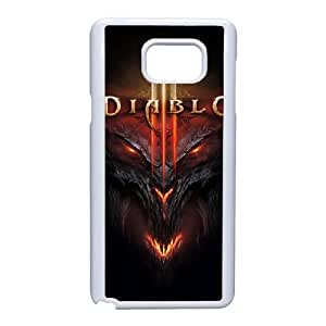 Diablo for Samsung Galaxy Note 5 Cell Phone Case & Custom Phone Case Cover X38A880127