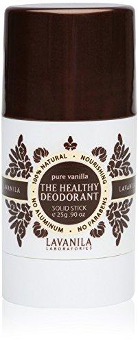 Lavanila The Healthy Mini Deodorant Pure Vanilla, 0.90 oz