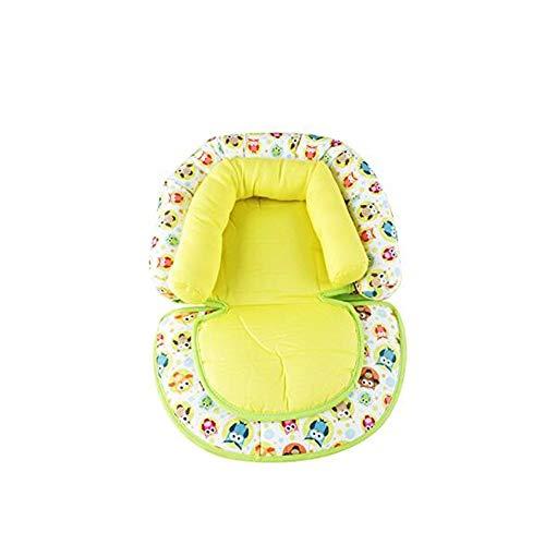 G-Árbol Cochecito soporte de la cabeza, suave recién nacido soporte de la cabeza de la almohadilla por los asientos del...