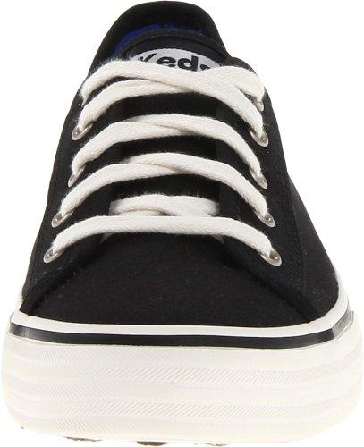 Nero Sneaker Ltt Keds Dbl Up black Donna schwarz tqwFXfcw