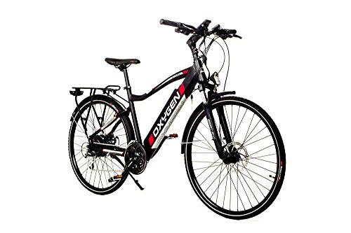 Oxygen S-CROSS CB Hybrid Electric Bike 19in 13Ah