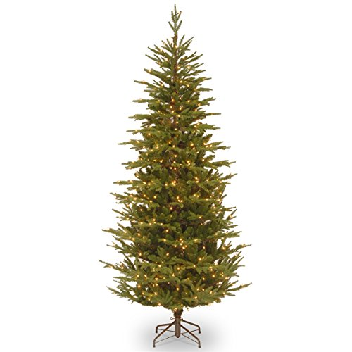 National Tree Frasier 7.5 Foot Grande Slim Tree (Frasier Tree Christmas Grande)