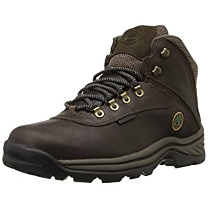 Timberland White Ledge Men's Waterproof Boot,Dark Brown,9.5 M US