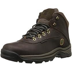 Timberland White Ledge Men's Waterproof Boot, Dark Brown