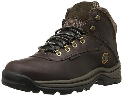 Timberland White Ledge Men's Waterproof Boot,Dark Brown,12 W US - Leather Mid Waterproof Boot
