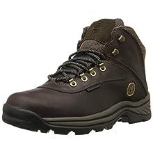 Timberland White Ledge Men's Waterproof Boot,Dark Brown,7.5 M US