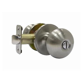 Privacy Door Knob, Bed/bath - Doorknobs - Amazon.com