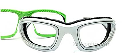 2eb2c3a2658 Image Unavailable. Image not available for. Color  3M ZT45 Prescription  Ready Safety Goggles ...