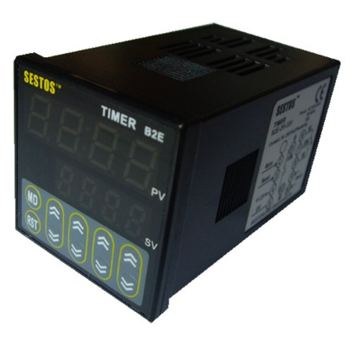 Sestos Digital Twin Timer Relay Time Delay Relay Switch 12-24V B2E