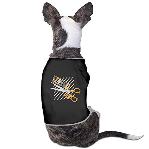 [Customed Pet Custumes Scissors Tool For Dog Cats 100% Polyester] (Belgium National Costume Dress)