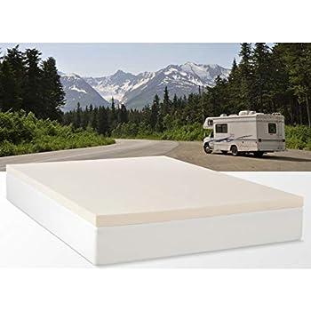 Amazon Com Yaro 34 Mattress 8 Inch Short Full White