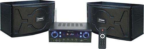 Martin Ranger BN-302 240-Watts Micro Component System With Karaoke Function