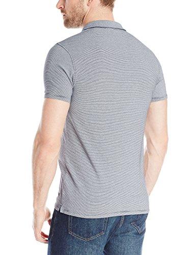 SCOTCH & SODA Jersey Poloshirt Dessin A