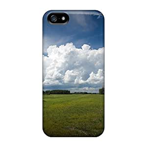 Fashionable Style Case Cover Skin For Iphone 5/5s- Nature Is Good by runtopwell