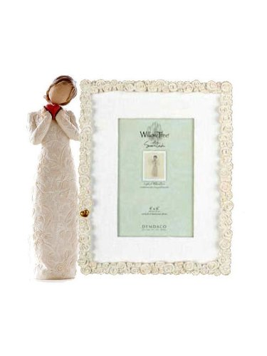 Willow Tree Je Taime And Roses Photo Frame Retailer Exclusive