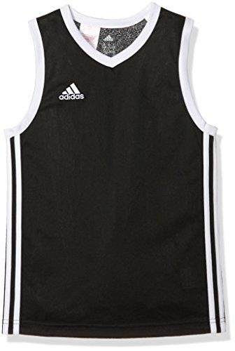 Adidas Y Niño Camiseta J Negro Commander Blanco Para rrdUqSXwTC