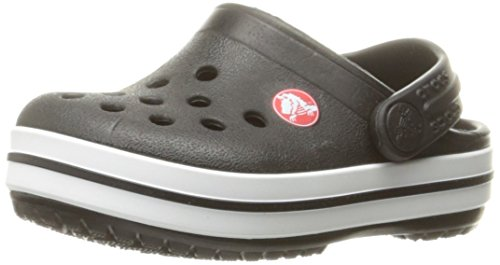 Crocs Kids' Crocband Clog, Black...