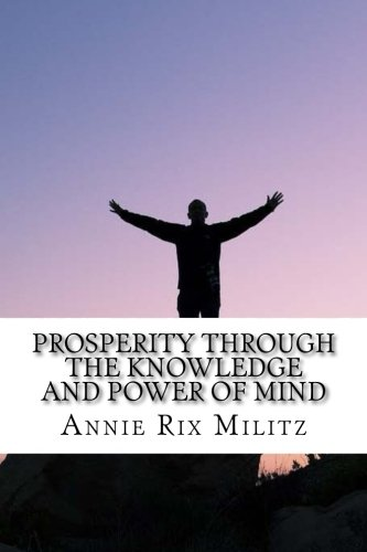 Download Prosperity through the knowledge and power of mind pdf