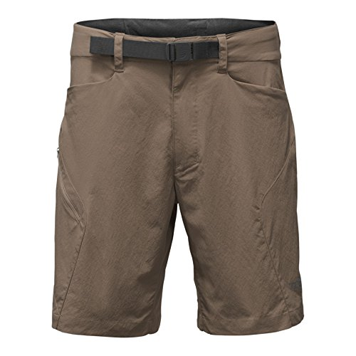 The North Face Men's Straight Paramount 3.0 Shorts - Weimaraner Brown - (The North Face Nylon Belt)