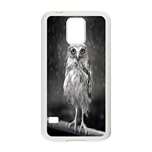 Owl art High Quality Pattern Hard Case Cover for For Samsung Galaxy Case S5 color14