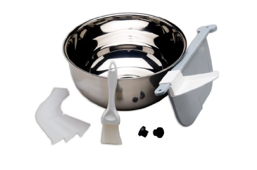 Machine Accessory Kit for Revolation Delta and X3210 (Includes Bowl, Baffle, Baffle Clip, 3 Scrapers and Baffle Brush