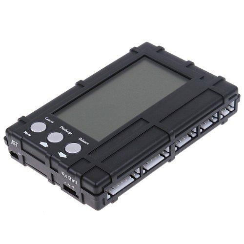 Andoer RC 2s-6s LCD Li-Po Li-Fe Battery Voltage Meter Balancer Discharger