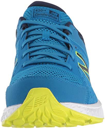 M420v4 Uomo New Running Scarpe Balance Blue Laser qHc45gw