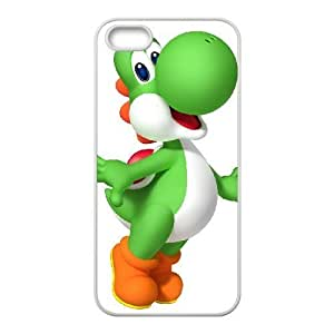 iPhone 4 4s Cell Phone Case White Super Smash Bros Yoshi 007 FY1441829
