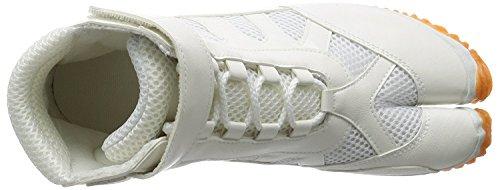 2014 new for sale Marugo Tabi Boots Ninja Shoes Jikatabi (Outdoor tabi) Sports Jog White cheap latest discount choice 6WSF8z2