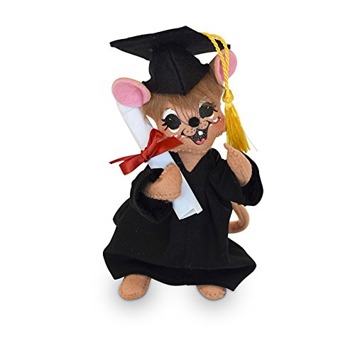 Annalee - 6in Graduation Mouse