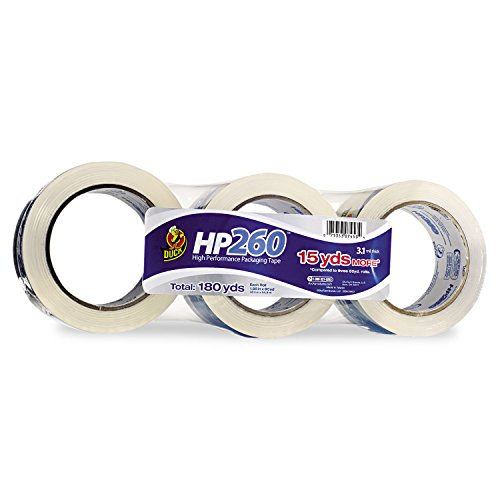 DUCHP260C03 - Duck HP260 High Performance Packaging Tape
