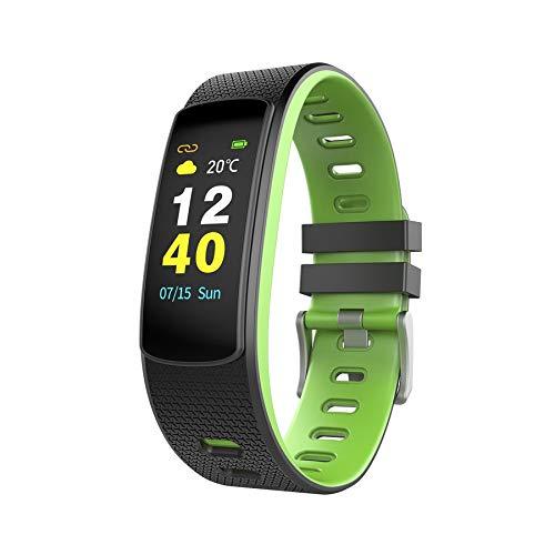 I6HRC Fashion Color Screen Smart Bracelet Heart Rate Monitor