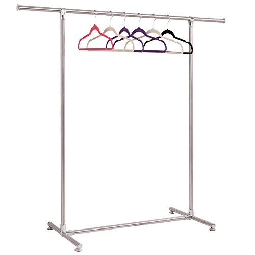 CHOOSEandBUY Heavy Duty Stainless Steel Garment Rack Drying