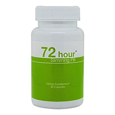 Weight Loss Pill for Safe and Fast Detox Diet - 72 Hour Slimming Pill 30 Capsules