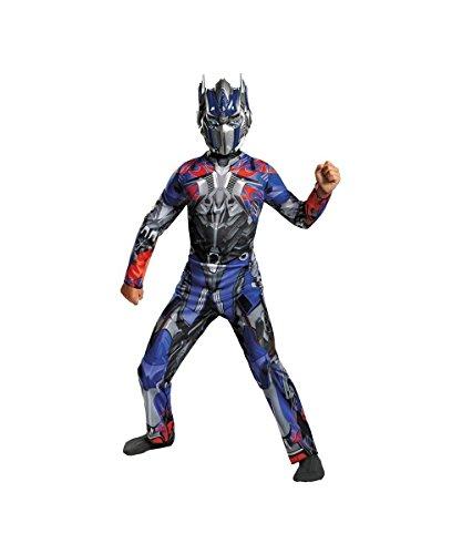 [Optimus Prime Classic Costume - Medium] (Boy Robot Costume)