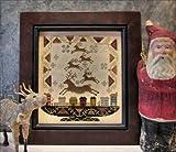 Reindeer Games Cross Stitch Chart