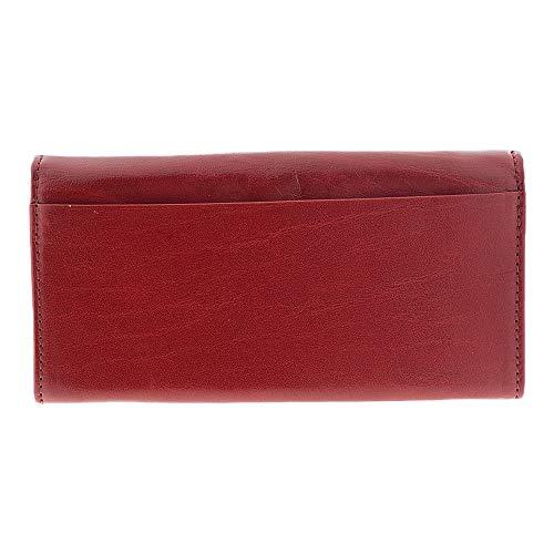 Portafogli Red Rosso Krenig Krenig Portafogli Medium qz10gEn